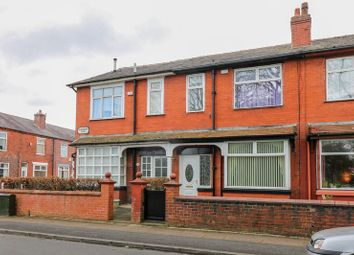 Thumbnail 3 bed terraced house for sale in Alexander Road, Tonge Park, Bolton