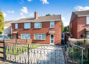 Thumbnail 3 bed semi-detached house for sale in St. Withold Avenue, Thurcroft, Rotherham