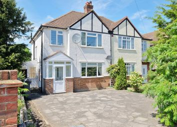 Thumbnail 3 bed semi-detached house for sale in Coney Hall Parade, Kingsway, West Wickham