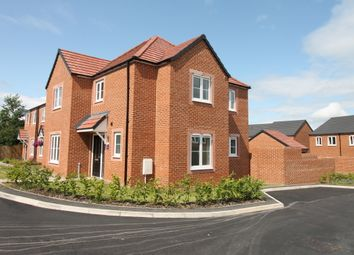Thumbnail 4 bedroom detached house for sale in Marion Close, Carlisle