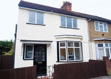 Thumbnail 3 bed semi-detached house for sale in Bendysh Road, Bushey
