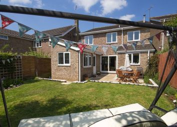 Thumbnail 4 bed detached house for sale in Poplars Road, Chacombe, Banbury