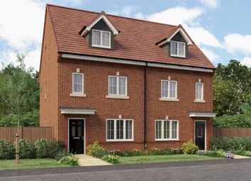 "Thumbnail 4 bed mews house for sale in ""Rolland"" at Jack Lane, Moulton, Northwich"