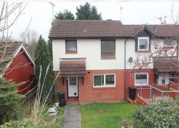 Thumbnail 2 bed end terrace house to rent in Osprey Road, Leicester