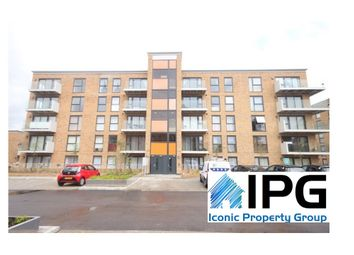 Thumbnail 2 bed flat to rent in Zodiac Close, Edgware, London