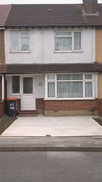 Thumbnail 3 bed terraced house to rent in Park View Road, Hillingdon