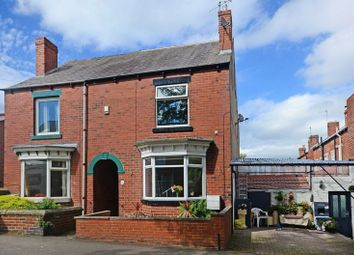 Thumbnail 3 bedroom semi-detached house for sale in Bromwich Road, Woodseats, Sheffield