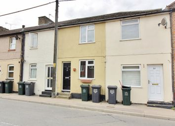 Thumbnail 2 bedroom terraced house to rent in Main Road, Sutton At Hone, Dartford