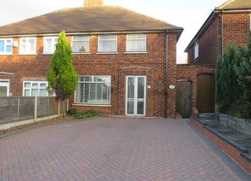 Thumbnail 3 bed semi-detached house for sale in Fairfax Road, Sutton Coldfield