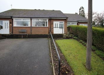 Thumbnail 2 bed bungalow for sale in Morridge View, Cheddleton, Staffordshire