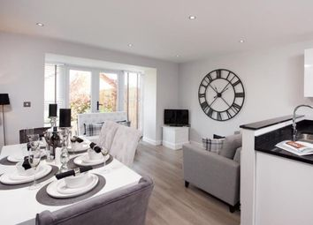 "Thumbnail 4 bed semi-detached house for sale in ""Fawley"" at Texan Close, Warton, Preston"