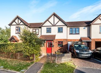 Thumbnail 2 bed terraced house for sale in Yealm Close, Didcot