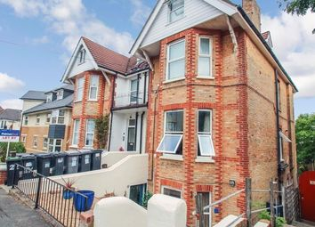 Thumbnail 4 bed flat to rent in Burnaby Road, Westbourne, Bournemouth