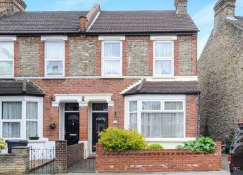 Thumbnail 3 bed end terrace house for sale in Alderton Road, Croydon