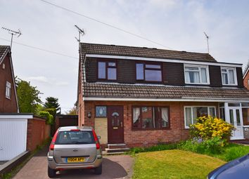 Thumbnail 3 bed semi-detached house for sale in Elmwood Drive, Blythe Bridge, Stoke-On-Trent