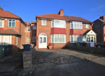 Thumbnail 4 bed semi-detached house for sale in Orchard Grove, Burnt Oak, Edgware