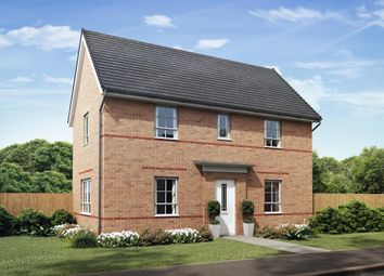 "Thumbnail 3 bed detached house for sale in ""Moresby"" at Village Street, Runcorn"