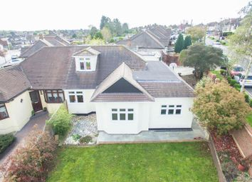 Thumbnail 3 bedroom semi-detached house for sale in Havering Road, Romford