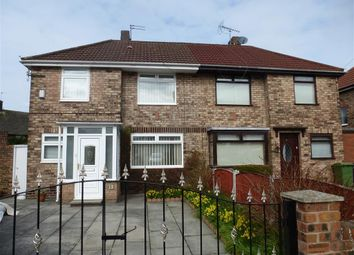Thumbnail 3 bed semi-detached house to rent in Faringdon Close, Liverpool