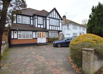 Thumbnail 4 bed detached house for sale in Uxbridge Road, Hatch End, Pinner