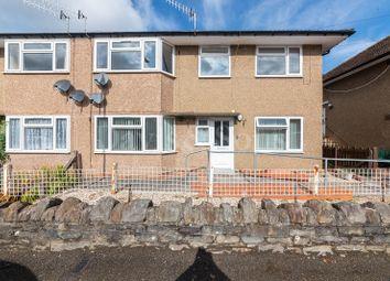 Thumbnail 2 bed flat for sale in Waunfawr Gardens, Cross Keys, Newport.