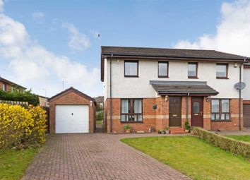 Thumbnail 2 bed semi-detached house for sale in Ben Lui Place, Darnley, Glasgow