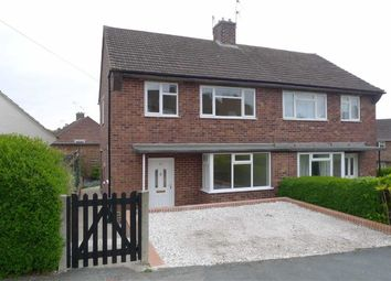 Thumbnail 3 bed property for sale in Eliot Drive, Kirk Hallam, Derbyshire