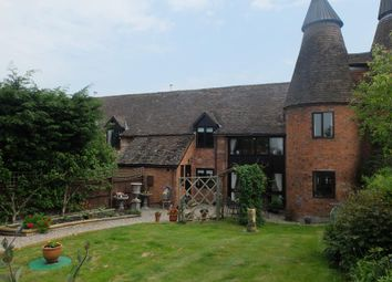 Thumbnail 4 bed barn conversion for sale in Florins Oast House, Donnington Farm, Ledbury, Herefordshire