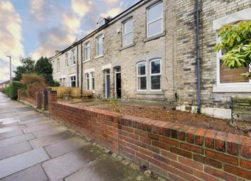 Thumbnail 4 bed town house for sale in Elsdon Road, Gosforth