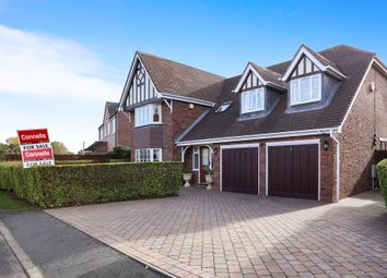 Thumbnail 5 bed detached house for sale in Kings Road, Calf Heath, Wolverhampton