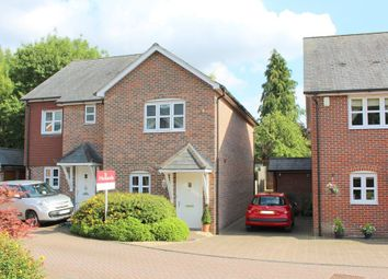 Thumbnail 2 bed semi-detached house for sale in Brill Close, Grange Road, Alresford