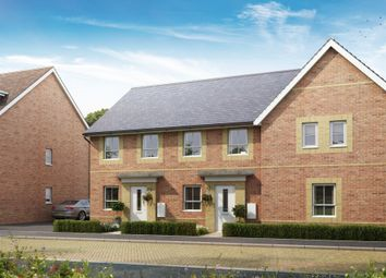 "Thumbnail 2 bed terraced house for sale in ""Richmond"" at Cricket Field Grove, Crowthorne"