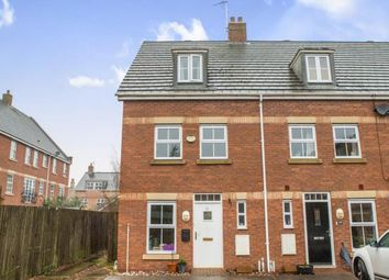 Thumbnail 3 bedroom end terrace house for sale in Ropery Walk, Pocklington, York, East Riding Yorkshire