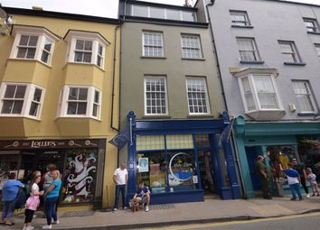 Thumbnail Commercial property for sale in High Street, Tenby, Dyfed
