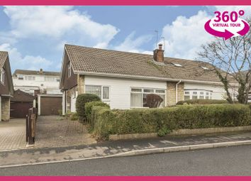 Thumbnail 3 bed bungalow for sale in Eastfield Road, Caerleon, Newport