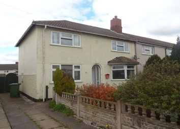 Thumbnail 3 bed property to rent in Lichfield Road, Brownhills
