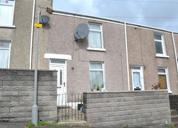 Thumbnail 2 bed terraced house for sale in Fullers Row, Mount Pleasant, Swansea