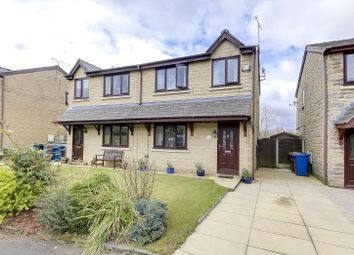 Thumbnail 3 bedroom semi-detached house for sale in Highfield Park, Haslingden, Rossendale