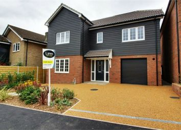 Thumbnail 4 bed detached house for sale in Doverfield, Goffs Oak, Herts