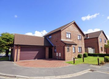 Thumbnail 4 bed detached house for sale in Bentley Road, Worle, Weston Super Mare