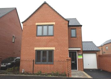 3 bed detached house to rent in Blakenhall Gardens, Dudley Road, Wolverhampton WV2