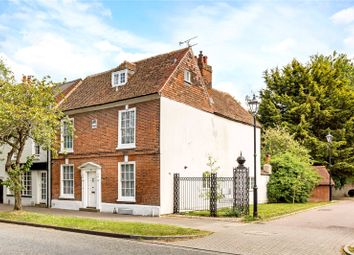 Thumbnail 5 bedroom terraced house for sale in St. Pancras, Chichester, West Sussex