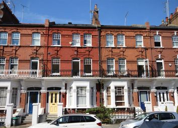 Thumbnail 1 bed flat to rent in Stonor Road, London