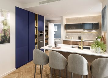 Thumbnail 2 bed flat for sale in King's Road Park, King's Road, London