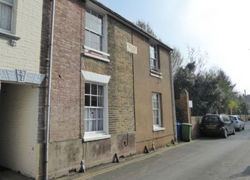 Thumbnail 2 bed terraced house to rent in Tanners Street, Faversham