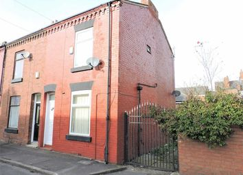 Thumbnail 3 bed end terrace house for sale in Harwich Close, Levenshulme, Manchester