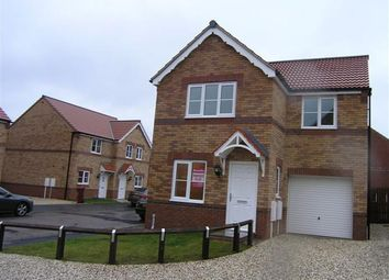 Thumbnail 3 bed detached house to rent in Connaught Road, Scunthorpe