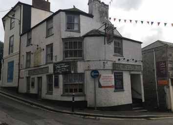Thumbnail Pub/bar for sale in The Stag Inn, 5, Victoria Place, St Austell