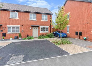 Thumbnail 2 bed end terrace house for sale in Lawnspool Drive, Kempsey, Worcester