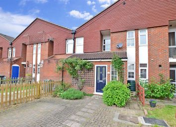 Thumbnail 3 bed terraced house for sale in Marshall Gardens, Hadlow, Tonbridge, Kent